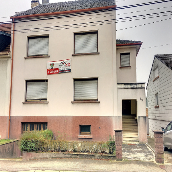 Offres de vente Maison L'Hôpital 57490