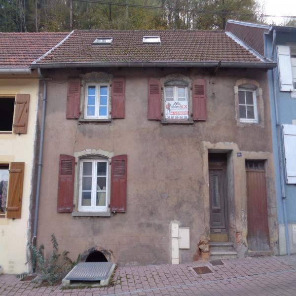 Offres de vente Maison de village Hombourg-Haut 57470