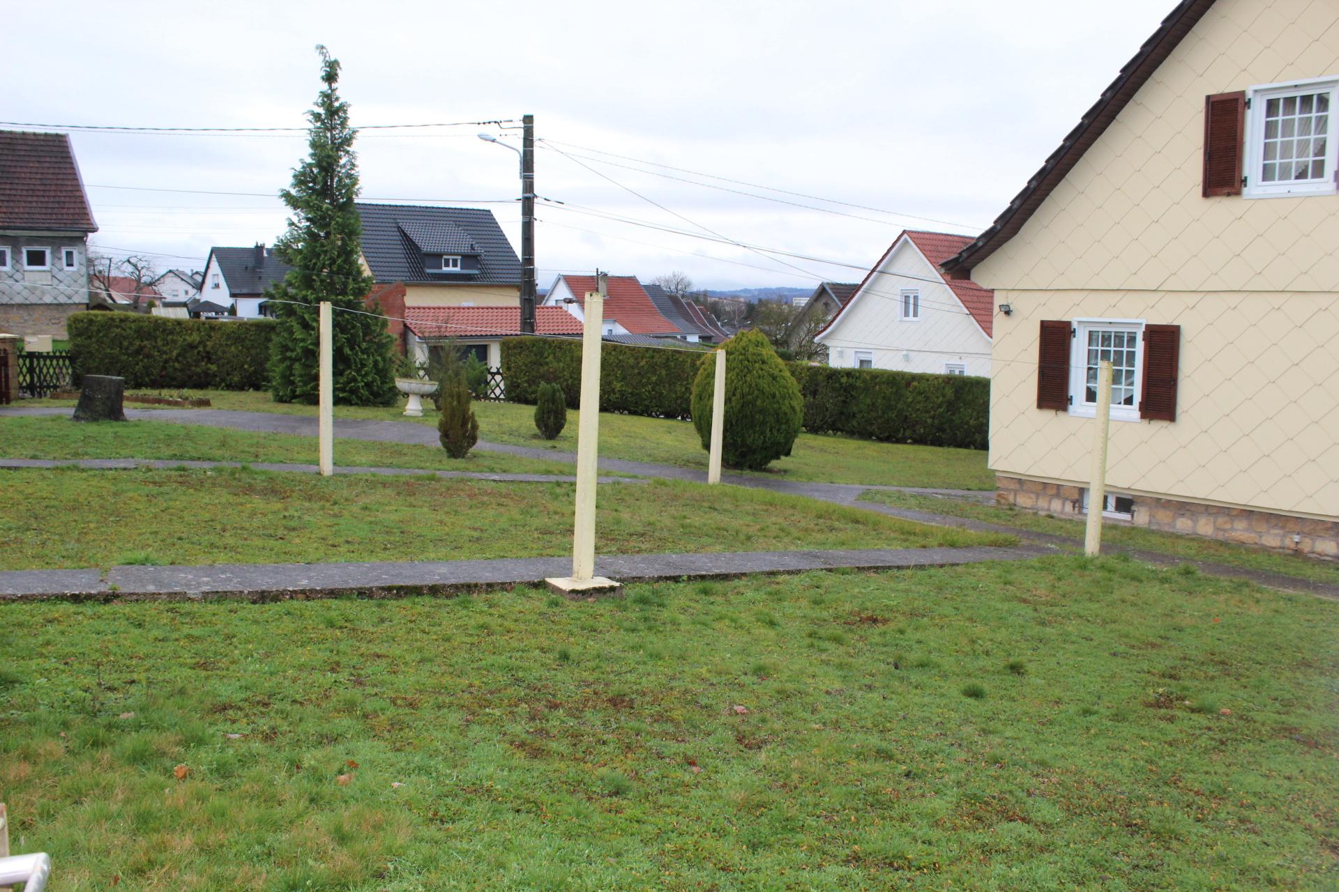 Vente maison individuelle creutzwald for Garage a creutzwald
