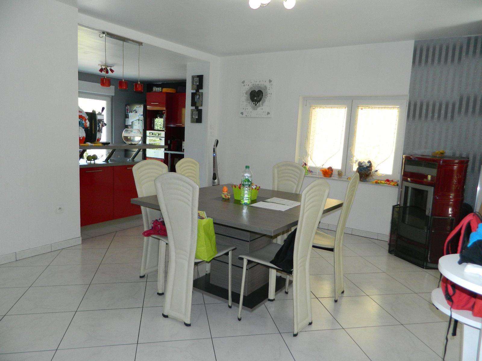 Vente jolie maison individuelle creutzwald for Garage a creutzwald